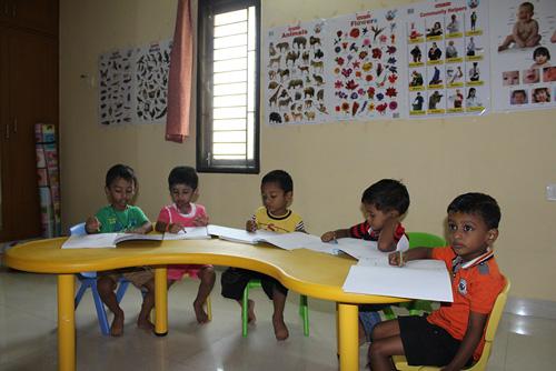 Best International Pre school, Nursery for kids in Velachery(Chennai), Playschool near Velachery
